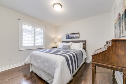 4th Bedroom - 2473 Tesla Cres, Oakville - Elite3 & Team at 2473 Tesla Crescent, Iroquois Ridge North, Oakville