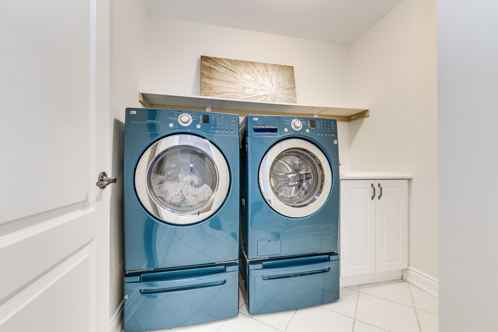 Laundry Room - 2473 Tesla Cres, Oakville - Elite3 & Team at 2473 Tesla Crescent, Iroquois Ridge North, Oakville