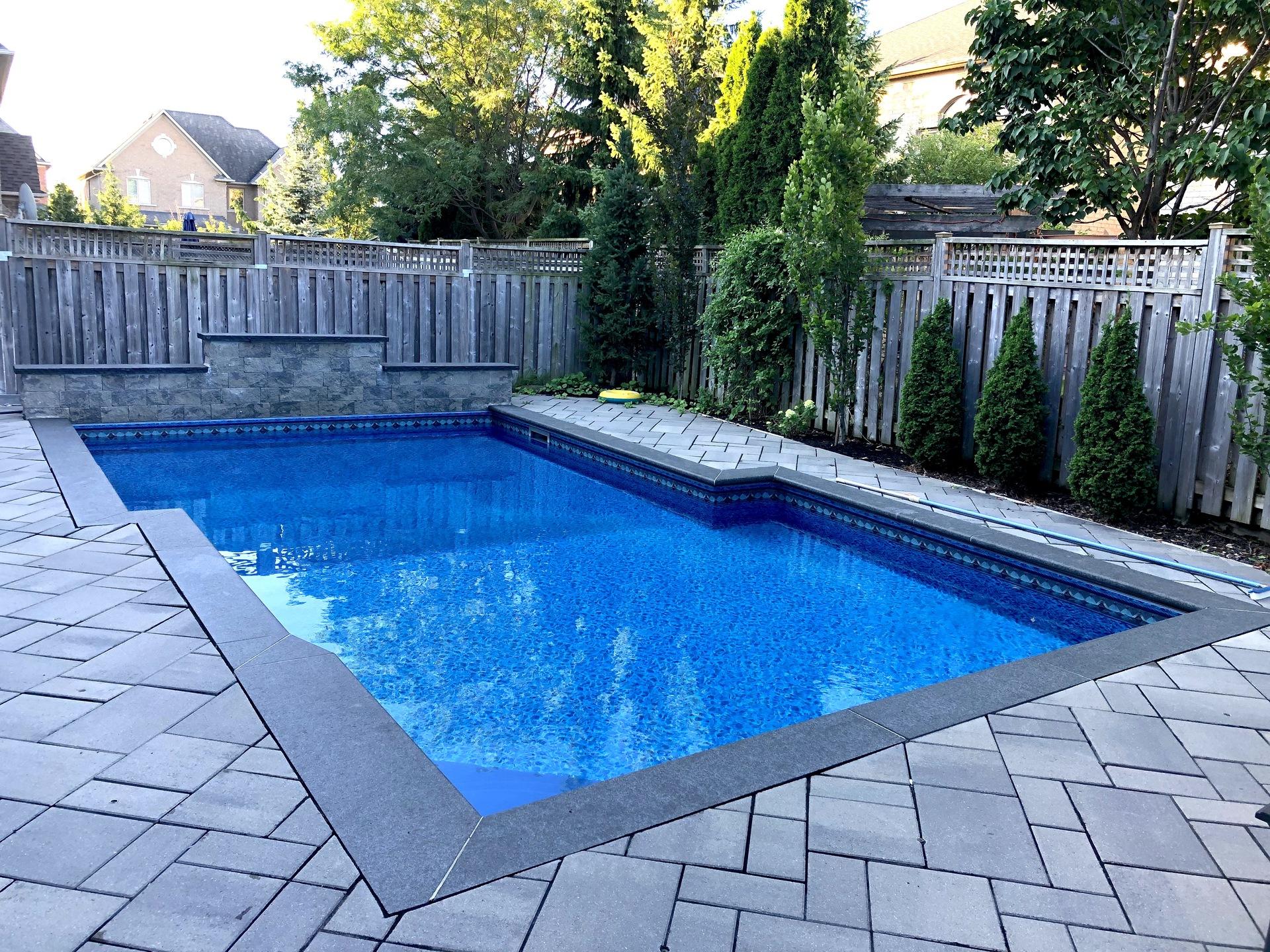Summer Pool - 2473 Tesla Cres, Oakville - Elite3 & Team at 2473 Tesla Crescent, Iroquois Ridge North, Oakville