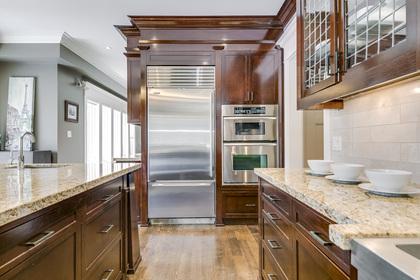 Chef's Kitchen - 1162 Morrison Heights, Oakville - Elite3 & Team at 1162 Morrison Heights, Eastlake, Oakville