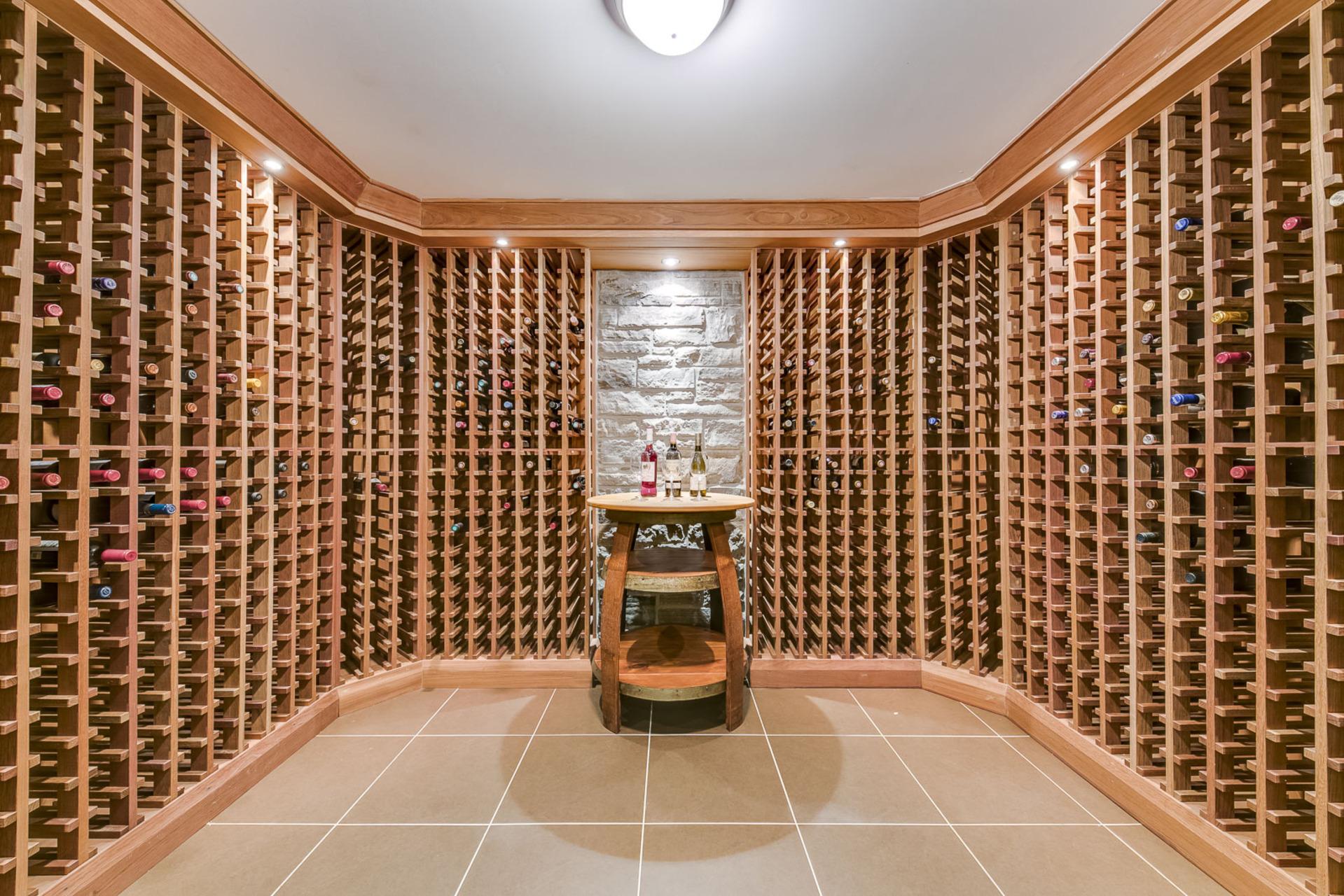 Wine Cellar - 1162 Morrison Heights, Oakville - Elite3 & Team at 1162 Morrison Heights, Eastlake, Oakville