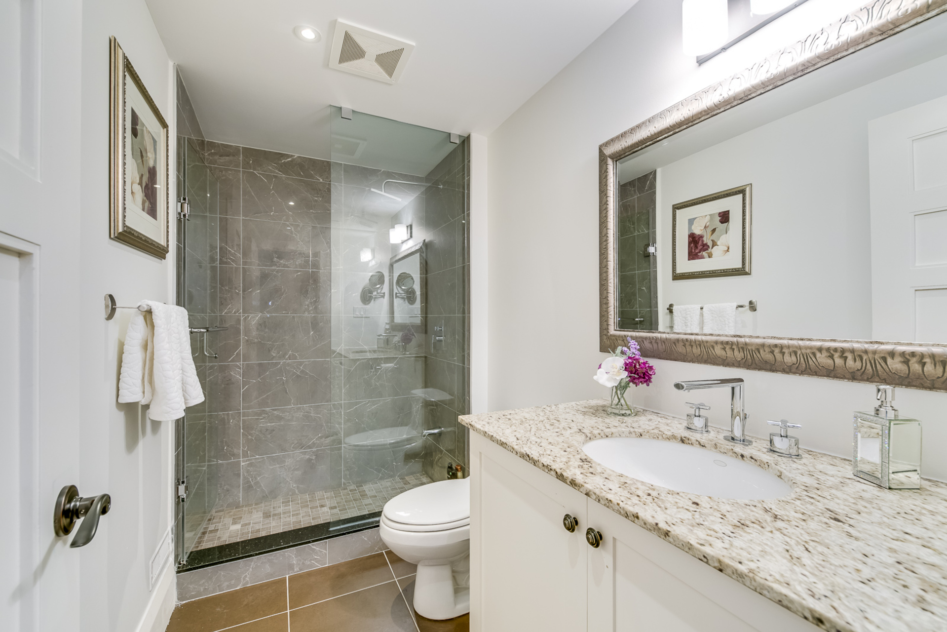 Basement Bathroom - 1162 Morrison Heights, Oakville - Elite3 & Team at 1162 Morrison Heights, Eastlake, Oakville