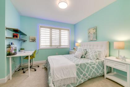 2nd Bedroom - 379 Begonia Gardens, Oakville - Elite3 & Team at 379 Begonia Gardens, Rural Oakville, Oakville
