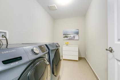 2nd Floor Laundry - 379 Begonia Gardens, Oakville - Elite3 & Team at 379 Begonia Gardens, Rural Oakville, Oakville