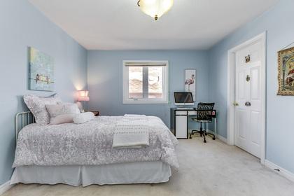 4th Bedroom - 1471 Creekwood Tr, Oakville - Elite3 & Team at 1471 Creekwood Trail, Iroquois Ridge North, Oakville