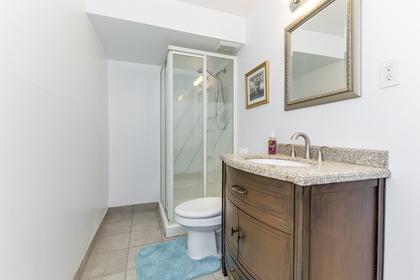 Basement Bathroom - 1471 Creekwood Tr, Oakville - Elite3 & Team at 1471 Creekwood Trail, Iroquois Ridge North, Oakville