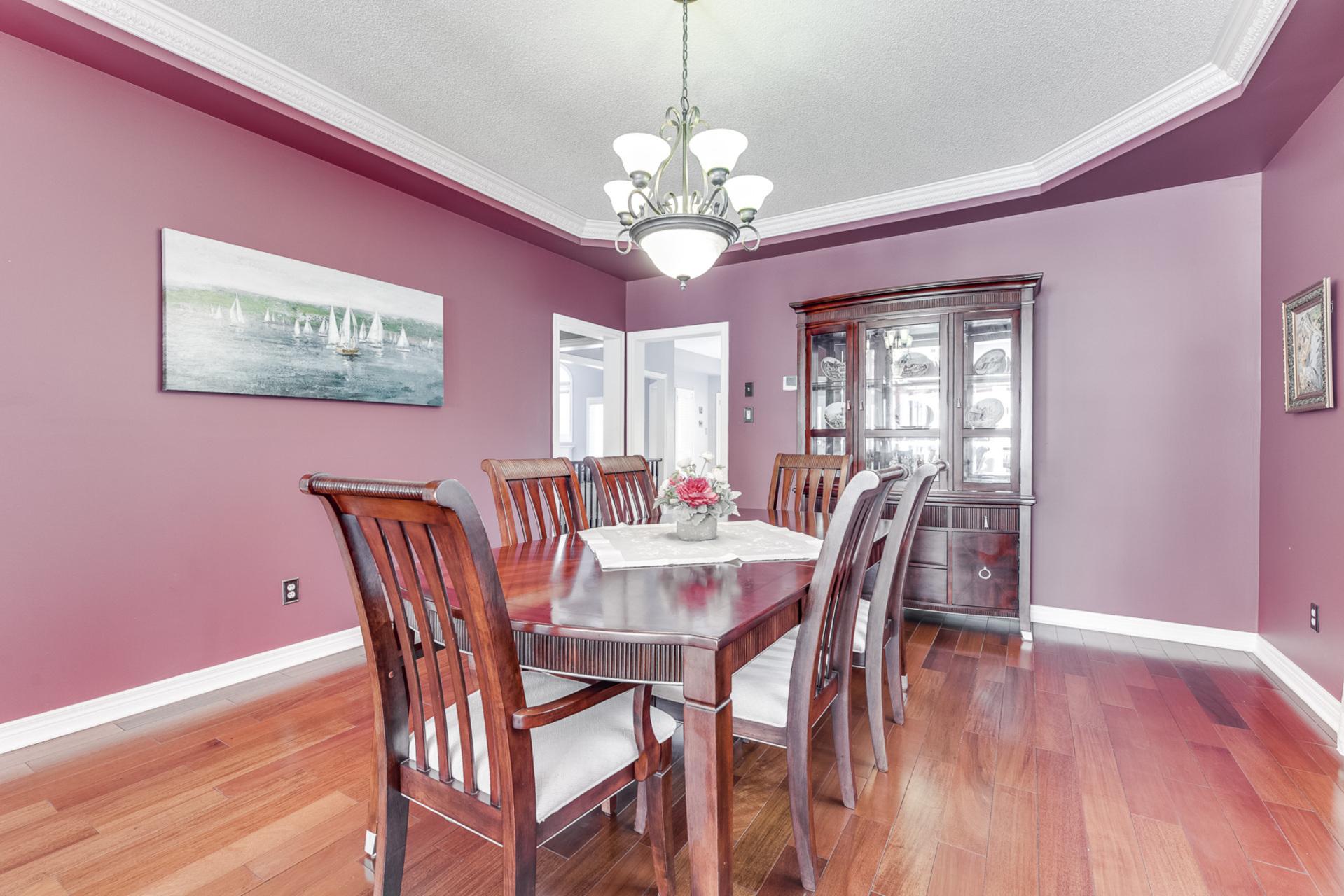 Dining Room - 1471 Creekwood Tr, Oakville - Elite3 & Team at 1471 Creekwood Trail, Iroquois Ridge North, Oakville