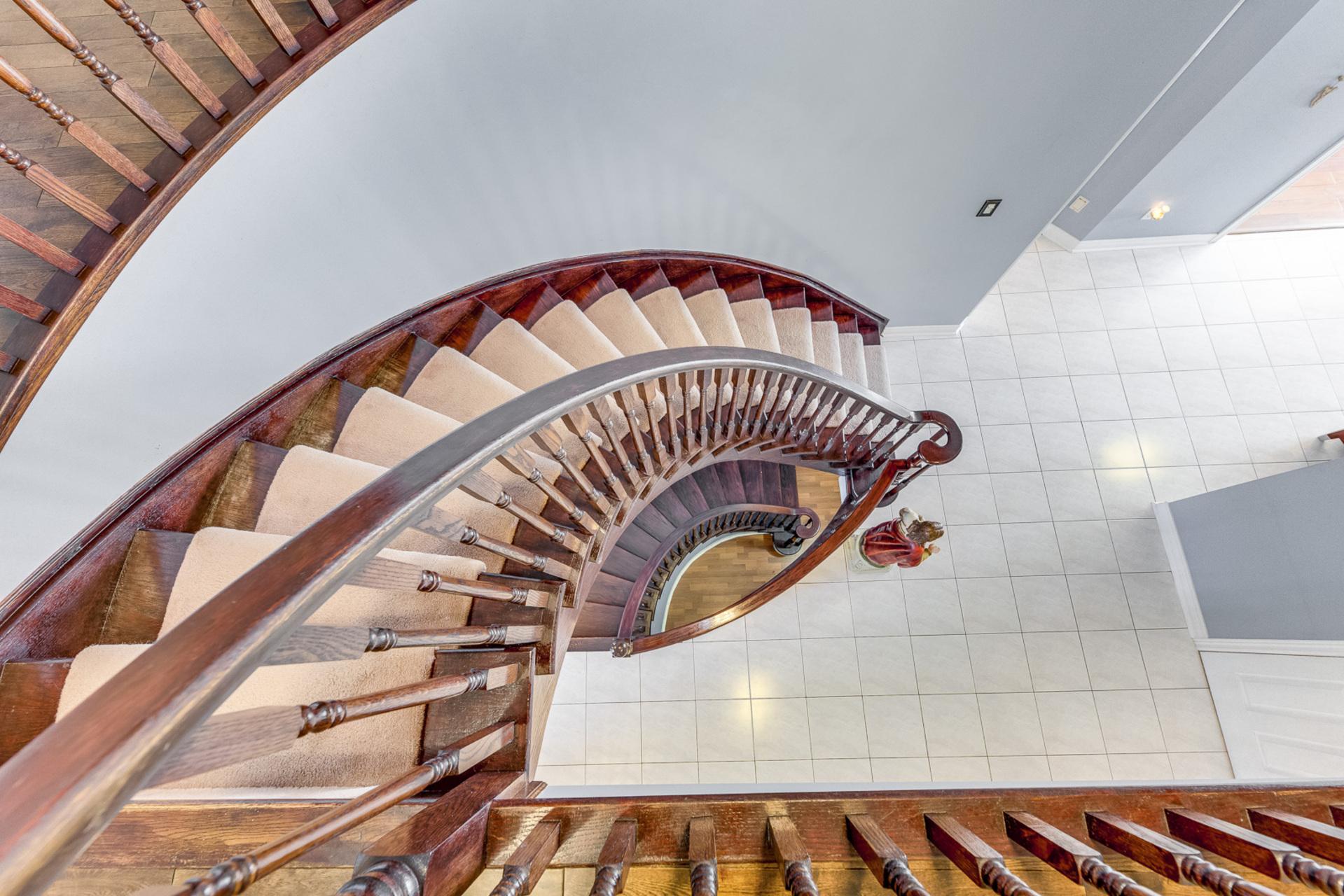 Stairs - 1471 Creekwood Tr, Oakville - Elite3 & Team at 1471 Creekwood Trail, Iroquois Ridge North, Oakville
