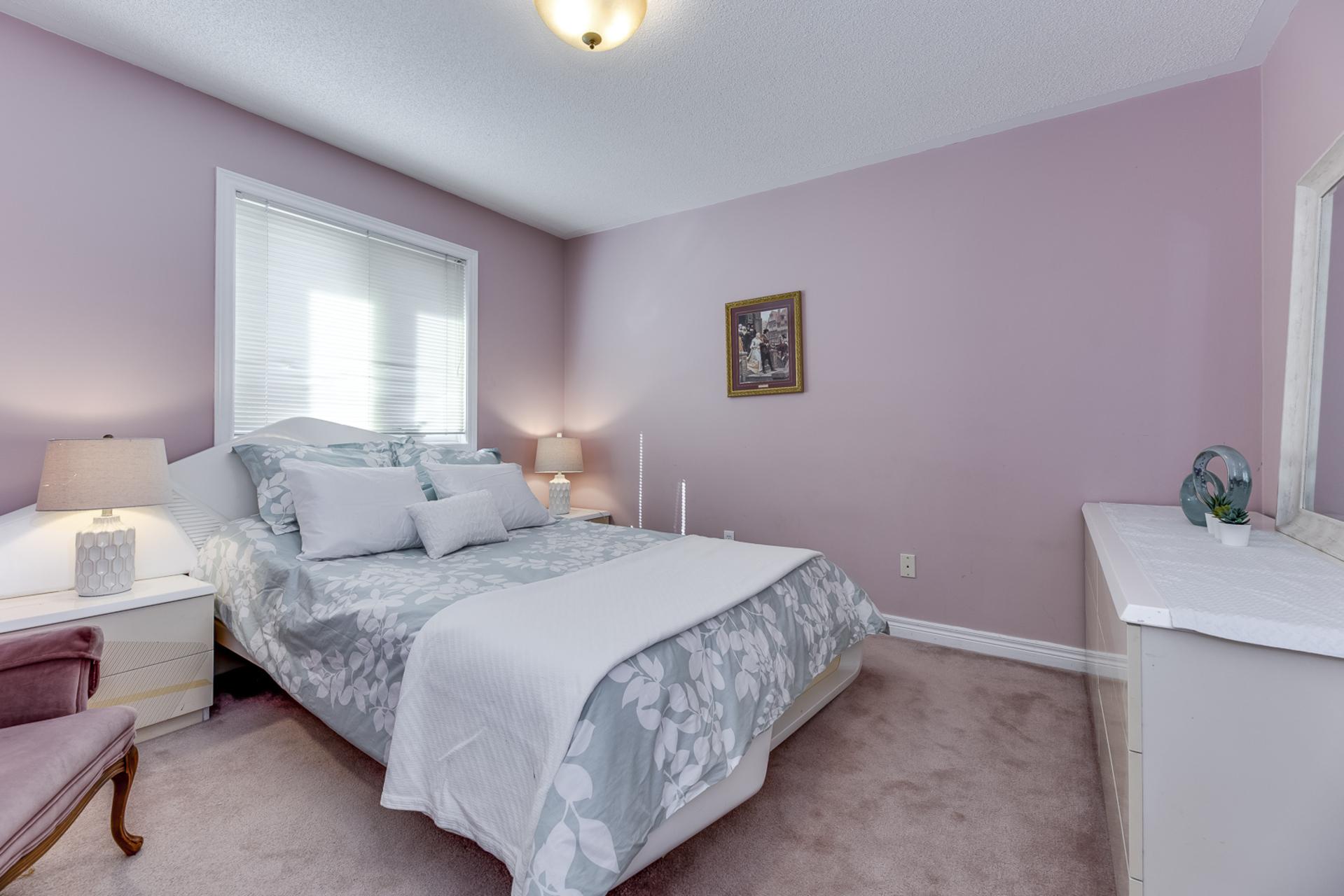 5th Bedroom - 1471 Creekwood Tr, Oakville - Elite3 & Team at 1471 Creekwood Trail, Iroquois Ridge North, Oakville