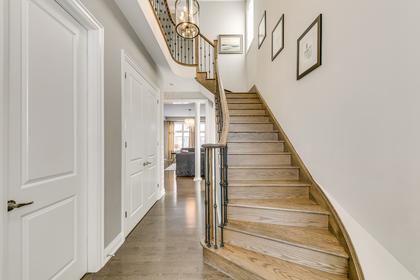 Stairs - 166 Mcwilliams Cres, Oakville - Elite3 & Team at 166 Mcwilliams Crescent, Rural Oakville, Oakville