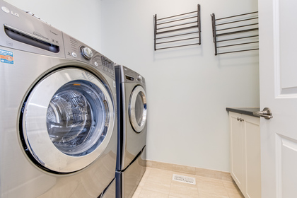 Laundry Room - 166 Mcwilliams Cres, Oakville - Elite3 & Team at 166 Mcwilliams Crescent, Rural Oakville, Oakville
