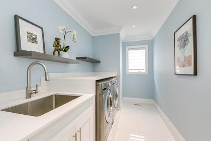 2nd Floor Laundry Room - 729 Byngmount Ave, Mississauga - Elite3 & Team at 729 Byngmount Avenue, Lakeview, Mississauga