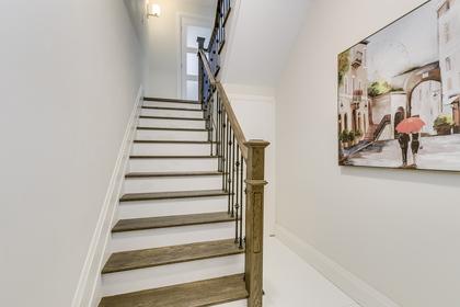 Stairs to basement - 729 Byngmount Ave, Mississauga - Elite3 & Team at 729 Byngmount Avenue, Lakeview, Mississauga