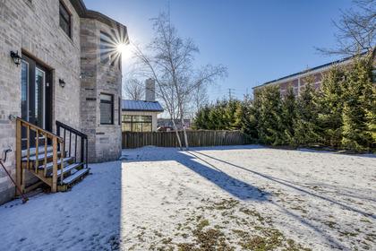 Backyard - 729 Byngmount Ave, Mississauga - Elite3 & Team at 729 Byngmount Avenue, Lakeview, Mississauga