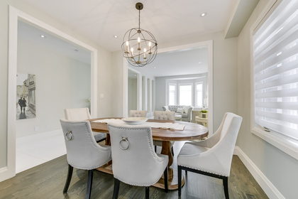 Dining Room - 729 Byngmount Ave, Mississauga - Elite3 & Team at 729 Byngmount Avenue, Lakeview, Mississauga