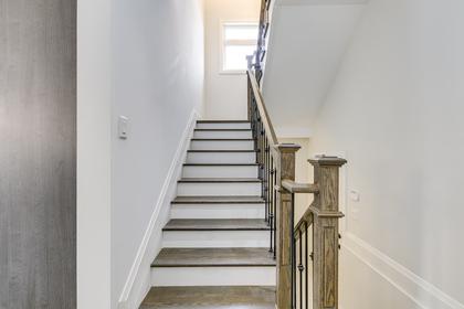 Stairs - 729 Byngmount Ave, Mississauga - Elite3 & Team at 729 Byngmount Avenue, Lakeview, Mississauga