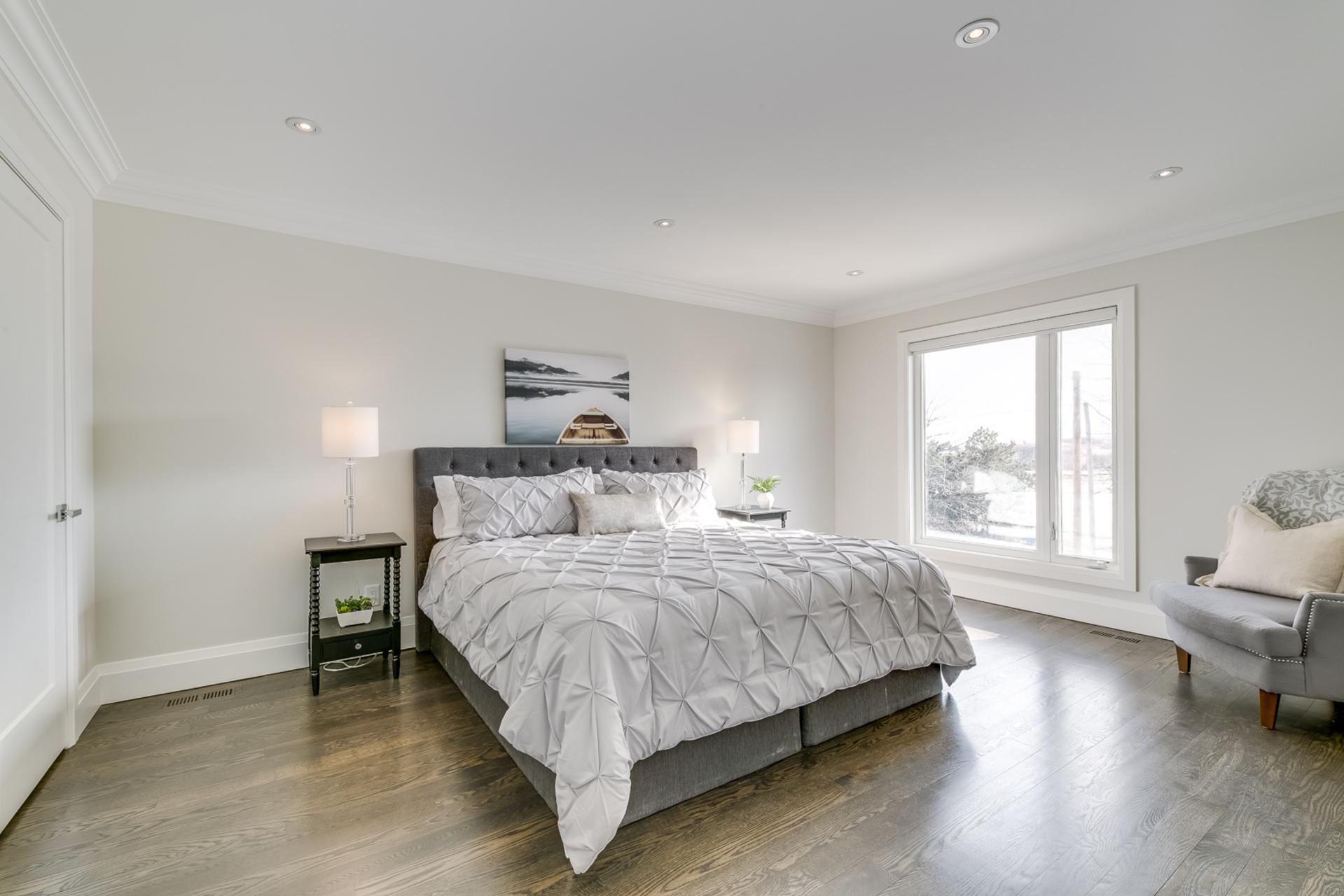 3rd Bedroom - 729 Byngmount Ave, Mississauga - Elite3 & Team at 729 Byngmount Avenue, Lakeview, Mississauga