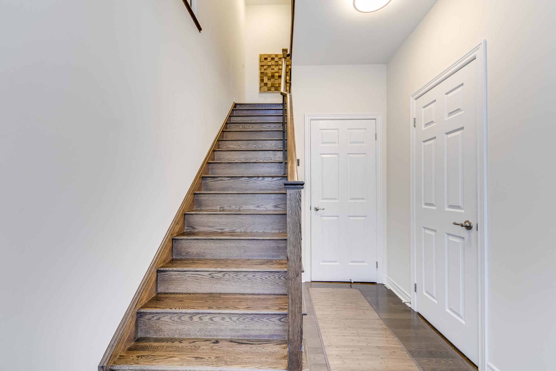Stairs - 207 Jessie Caverhill Pass, Oakville - Elite3 & Team at 207 Jessie Caverhill Pass, Rural Oakville, Oakville