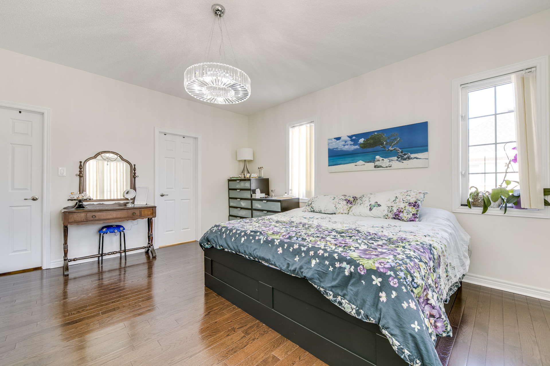 Master Bedroom - 207 Jessie Caverhill Pass, Oakville - Elite3 & Team at 207 Jessie Caverhill Pass, Rural Oakville, Oakville