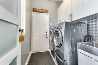 Laundry Room - 368 Rosegate Way, Oakville - Elite3 & Team at 368 Rosegate Way, Uptown Core, Oakville
