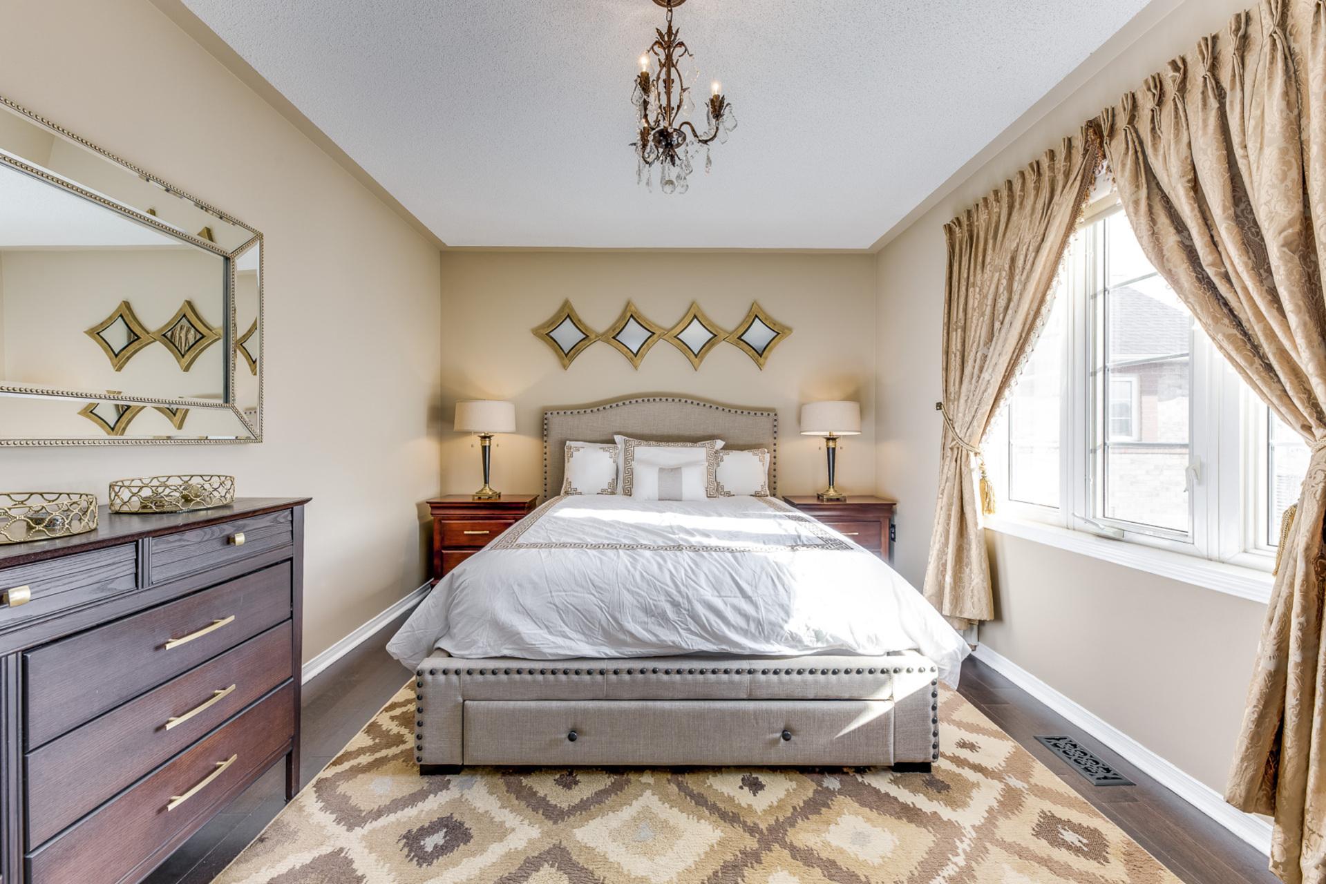 Master Bedroom - 368 Rosegate Way, Oakville - Elite3 & Team at 368 Rosegate Way, Uptown Core, Oakville