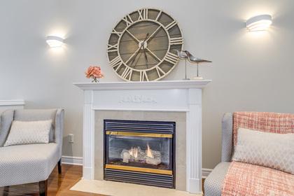 Living Room - 1418 Gulledge Tr, Oakville - Elite3 & Team at 1418 Gulledge Trail, West Oak Trails, Oakville