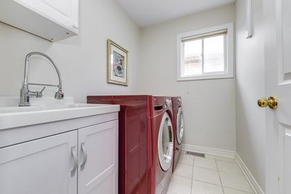 2nd Floor Laundry - 1418 Gulledge Tr, Oakville - Elite3 & Team at 1418 Gulledge Trail, West Oak Trails, Oakville