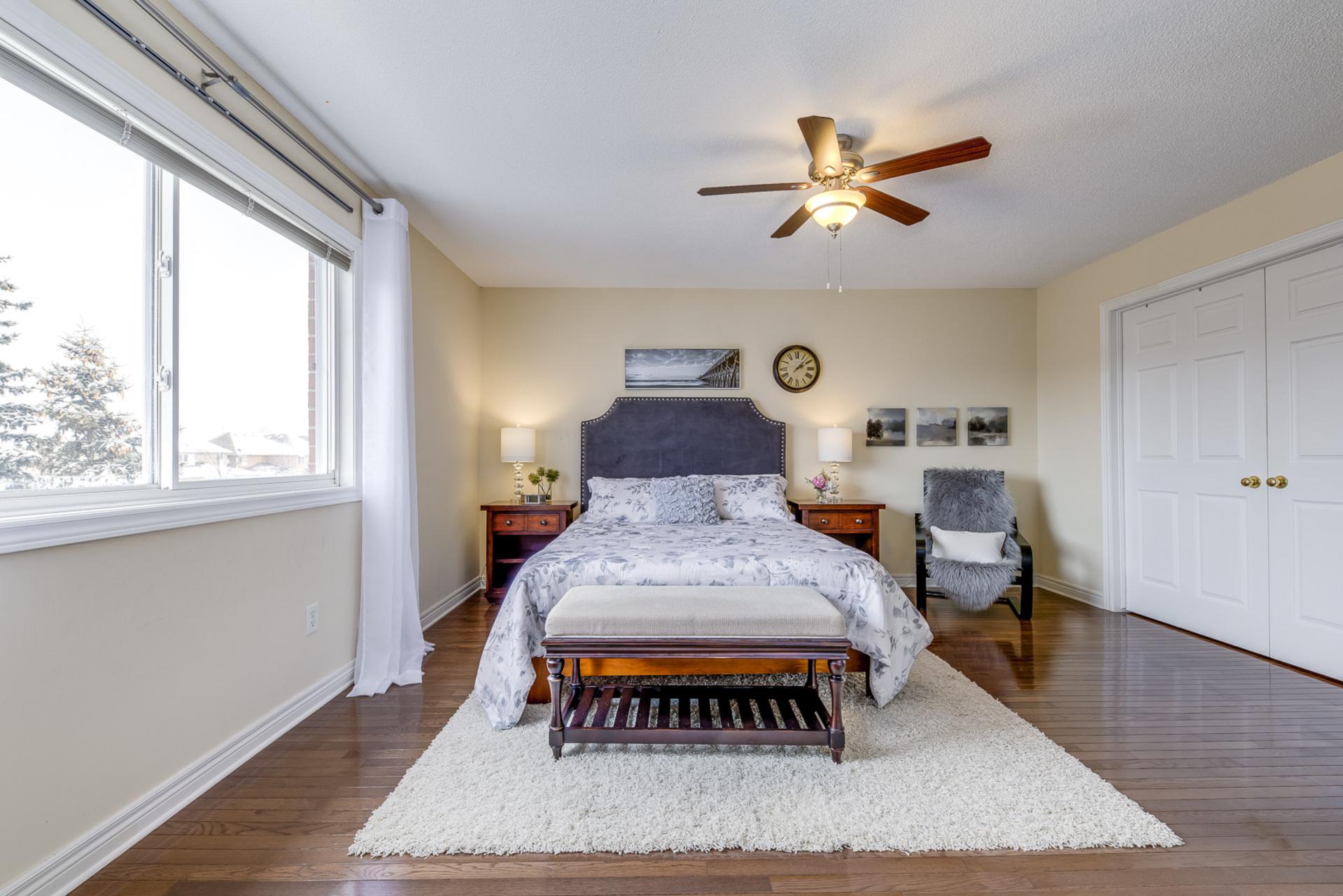 Master Bedroom - 1418 Gulledge Tr, Oakville - Elite3 & Team at 1418 Gulledge Trail, West Oak Trails, Oakville