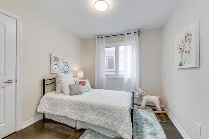 4th Bedroom - 31 Beacon Point St,  Markham - Elite3 & Team at 31 Beacon Point Street, Wismer, Markham