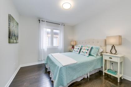 3rd Bedroom - 31 Beacon Point St,  Markham - Elite3 & Team at 31 Beacon Point Street, Wismer, Markham