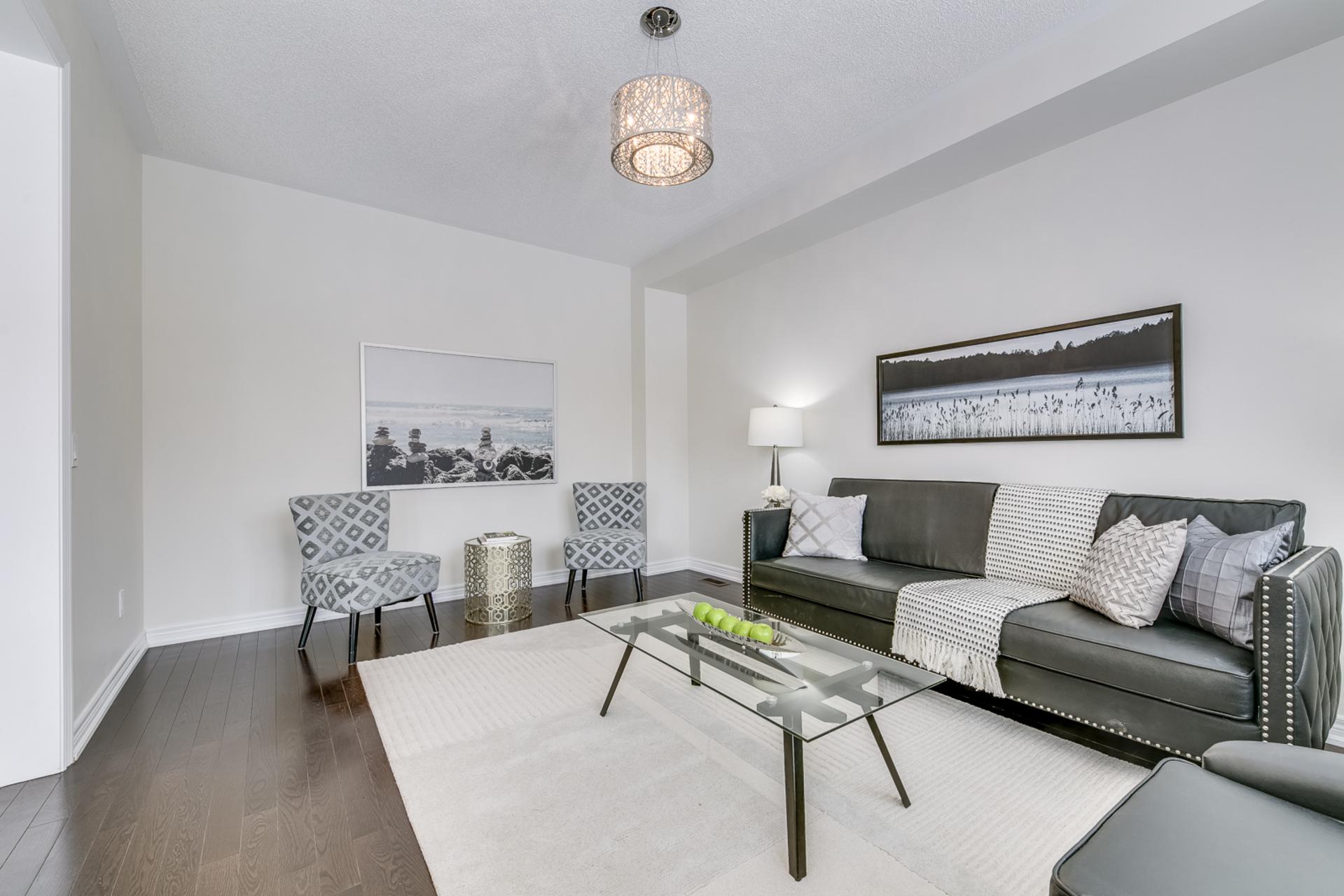 Family Room - 31 Beacon Point St,  Markham - Elite3 & Team at 31 Beacon Point Street, Wismer, Markham