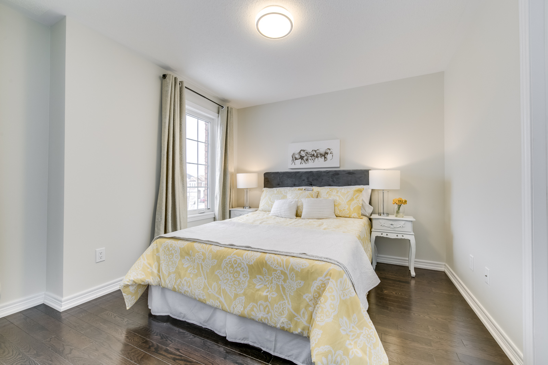 2nd Bedroom - 31 Beacon Point St,  Markham - Elite3 & Team at 31 Beacon Point Street, Wismer, Markham