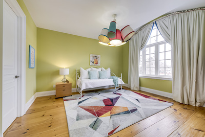 3rd Bedroom - 725 Queensway W, Mississauga - Elite3 & Team at 725 Queensway West, Erindale, Mississauga