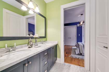 Jack & Jill Bathroom - 725 Queensway W, Mississauga - Elite3 & Team at 725 Queensway West, Erindale, Mississauga