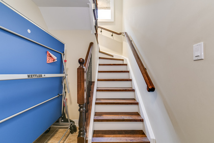 2nd Staircase to Basement - 725 Queensway W, Mississauga - Elite3 & Team at 725 Queensway West, Erindale, Mississauga