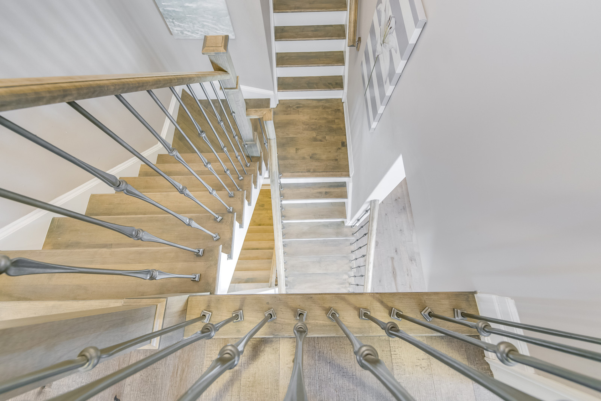 Stairs - 73 North Park Blvd, Oakville - Elite3 & Team at 73 North Park Boulevard, Rural Oakville, Oakville