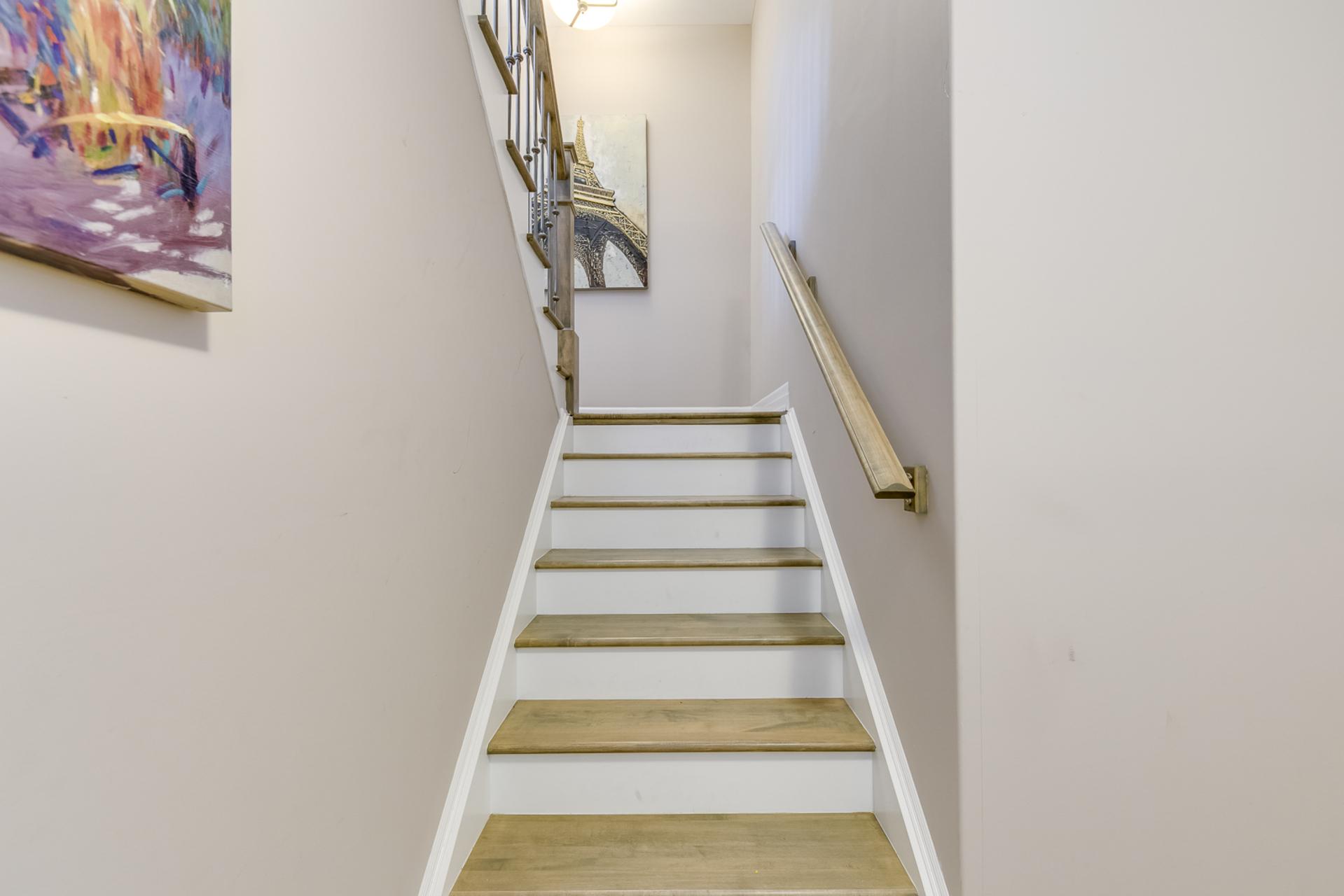 Basement Stairs - 73 North Park Blvd, Oakville - Elite3 & Team at 73 North Park Boulevard, Rural Oakville, Oakville