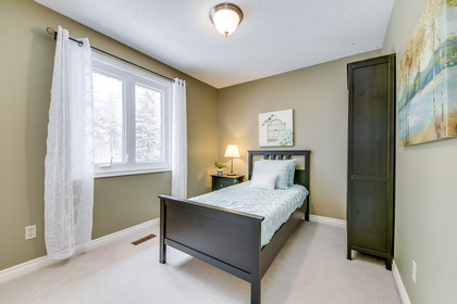 4th Bedroom - 1267 Monks Passage, Oakville - Elite3 & Team at 1267 Monks Passage, Glen Abbey, Oakville