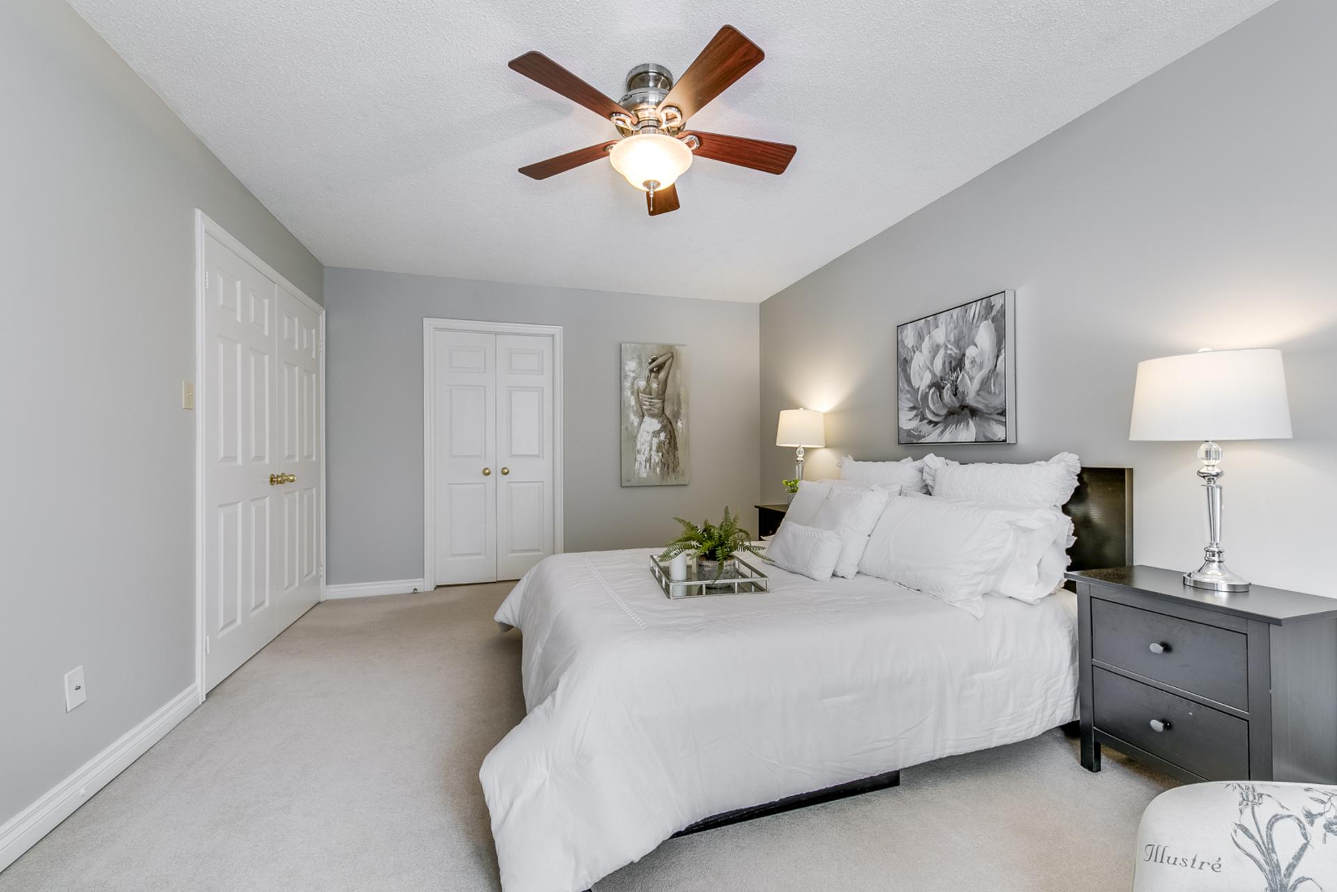 Master Bedroom - 1267 Monks Passage, Oakville - Elite3 & Team at 1267 Monks Passage, Glen Abbey, Oakville