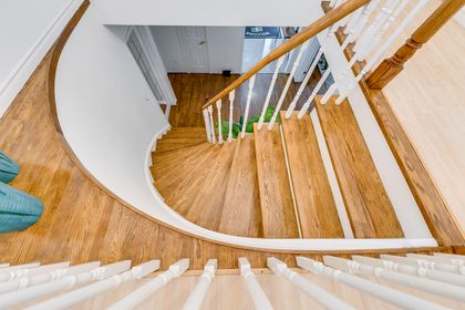Stairs - 1176 Old Post Dr, Oakville - Elite3 & Team at 1176 Old Post Drive, Glen Abbey, Oakville