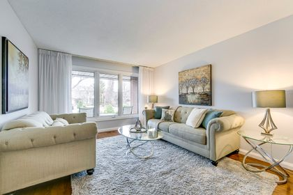 Living Room - 1176 Old Post Dr, Oakville - Elite3 & Team at 1176 Old Post Drive, Glen Abbey, Oakville