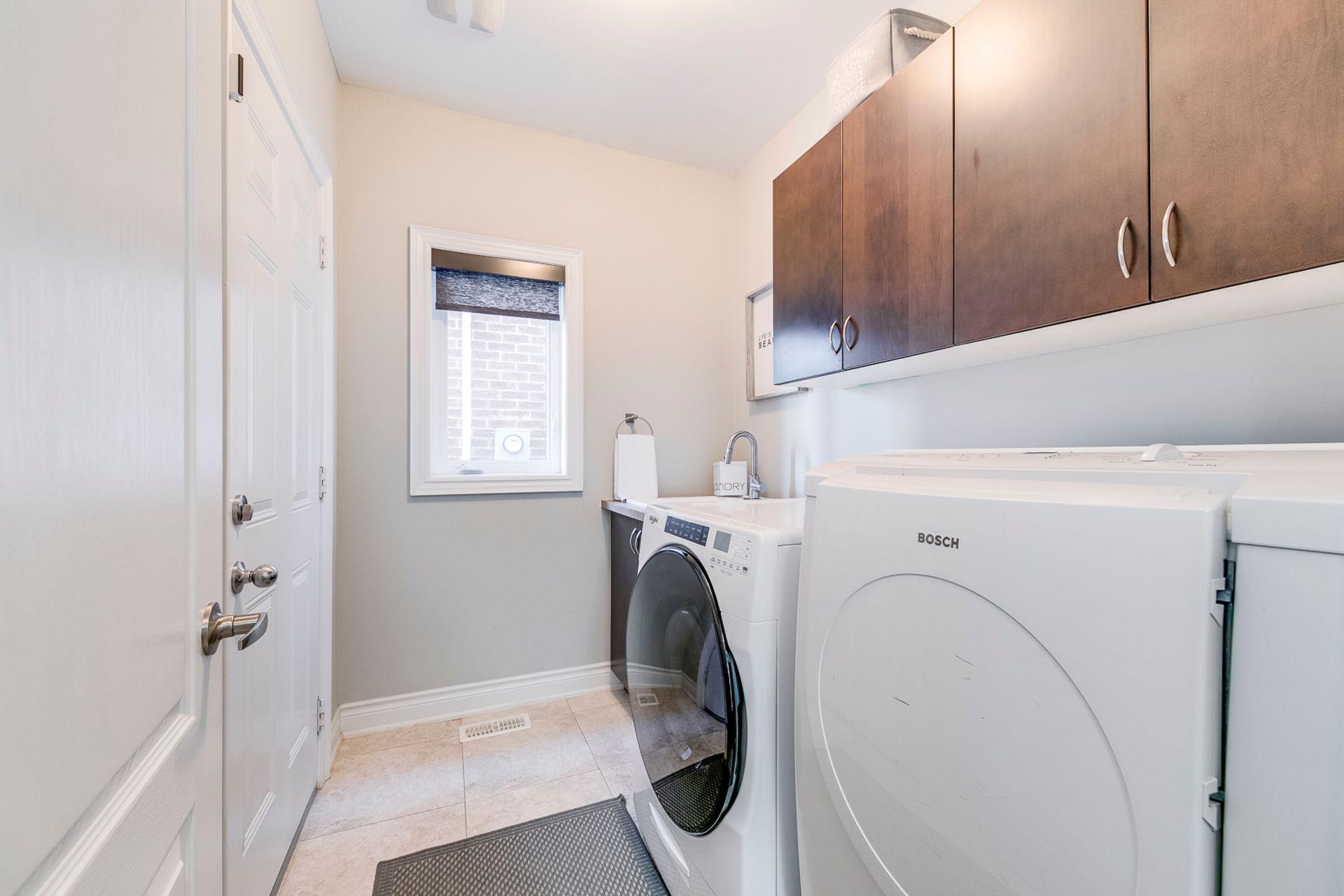 Laundry - 2419 Sylvia Dr, Oakville - Elite3 & Team at 2419 Sylvia Drive, Iroquois Ridge North, Oakville