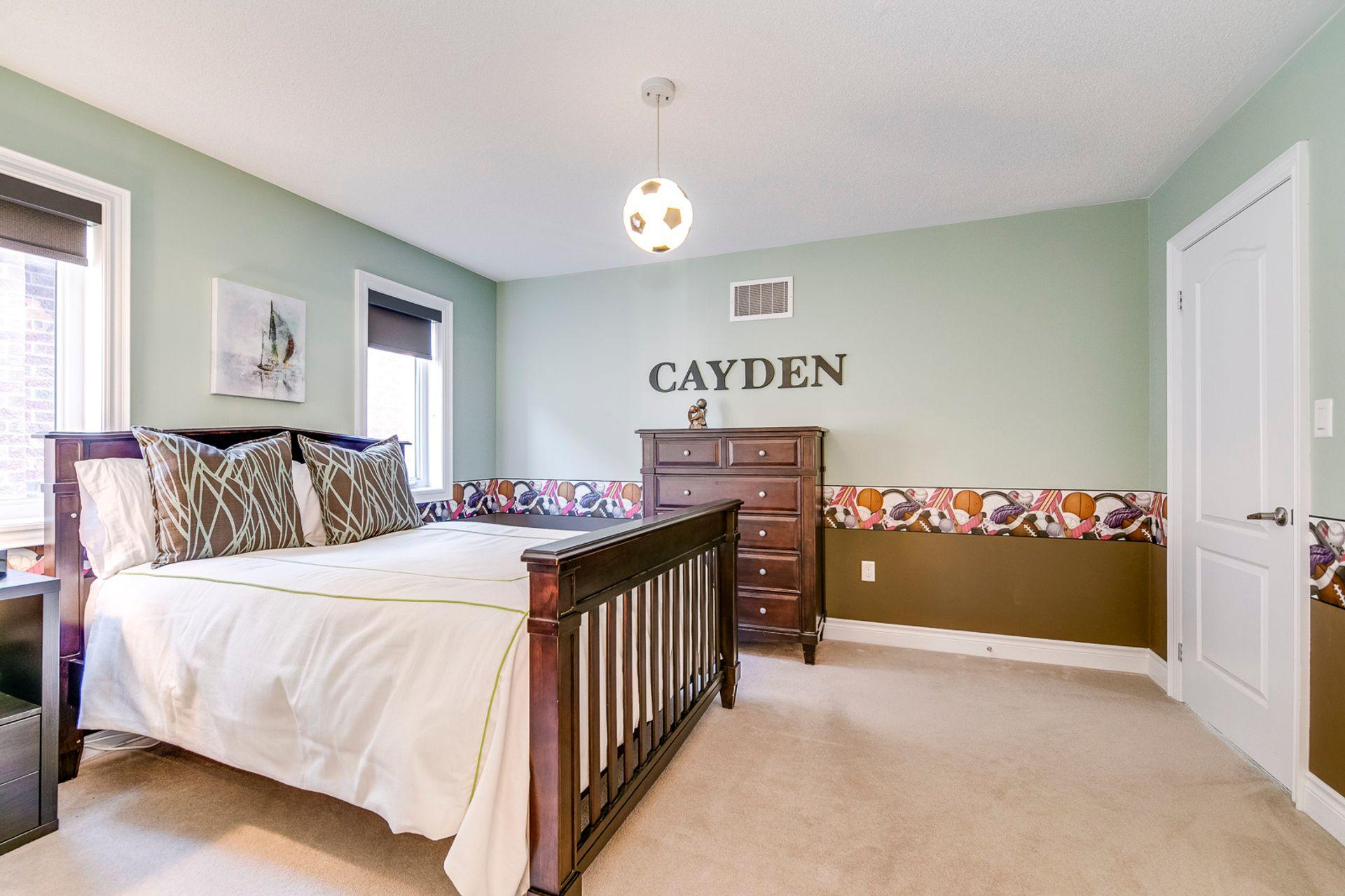 3rd Bedroom - 2419 Sylvia Dr, Oakville - Elite3 & Team at 2419 Sylvia Drive, Iroquois Ridge North, Oakville