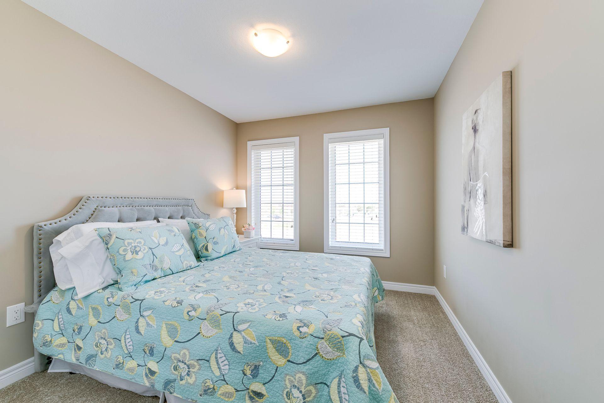 2nd Bedroom - 11 - 3026 Postridge Dr, Oakville - Elite3 & Team at 11 - 3026 Postridge Drive, Rural Oakville, Oakville