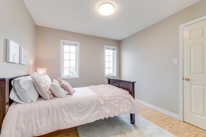 2nd Bedroom - 2155 Village Squire Lane, Oakville - Elite3 & Team at 2155 Village Squire Lane, West Oak Trails, Oakville