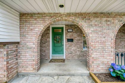 Front Porch - 2129 Constance Dr, Oakville - Elite3 & Team at 2129 Constance Drive, Eastlake, Oakville