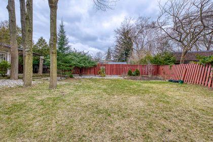Backyard - 2129 Constance Dr, Oakville - Elite3 & Team at 2129 Constance Drive, Eastlake, Oakville