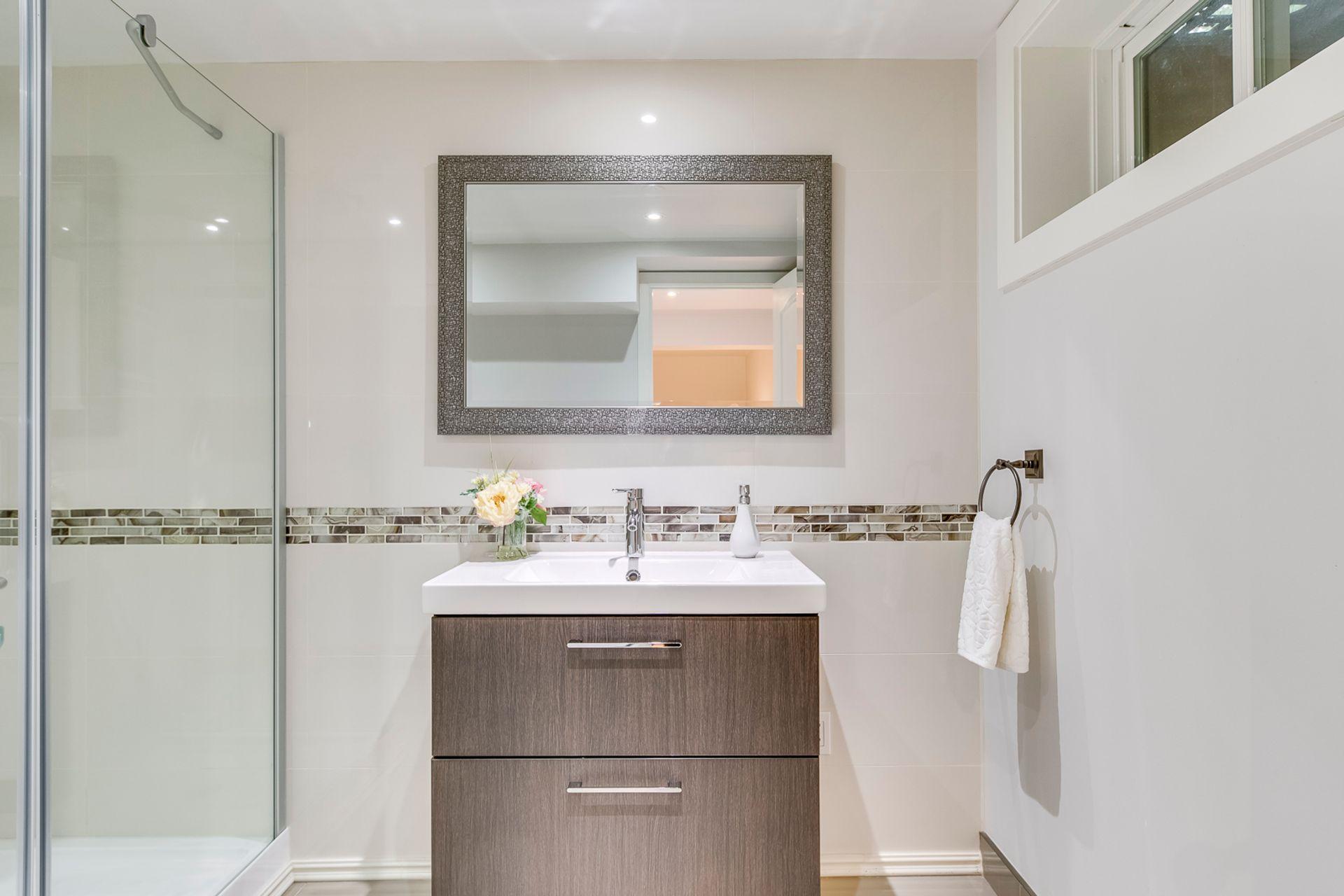 Basement Bathroom - 2129 Constance Dr, Oakville - Elite3 & Team at 2129 Constance Drive, Eastlake, Oakville