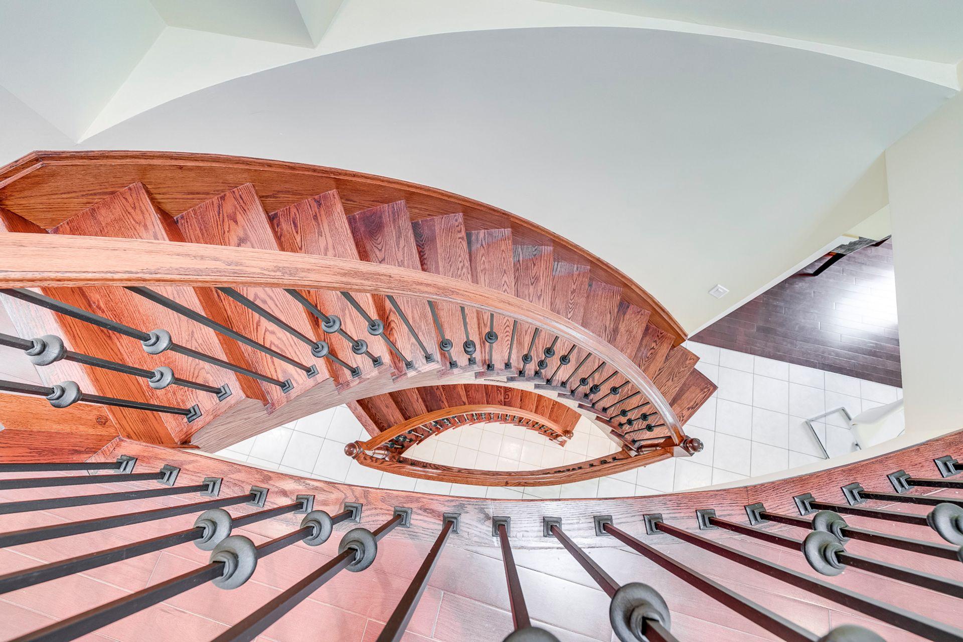 Stairs - 398 Maple Grove Dr, Oakville - Elite3 & Team at 398 Maple Grove Drive, Eastlake, Oakville