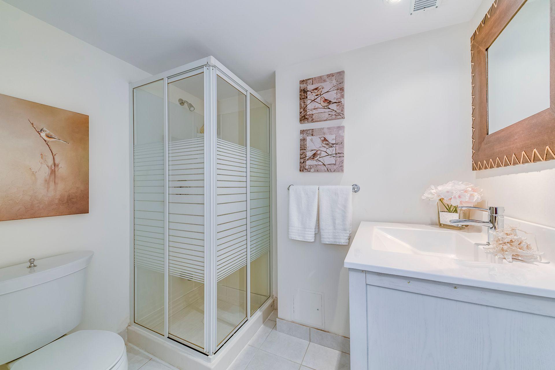 Basement Bathroom - 398 Maple Grove Dr, Oakville - Elite3 & Team at 398 Maple Grove Drive, Eastlake, Oakville